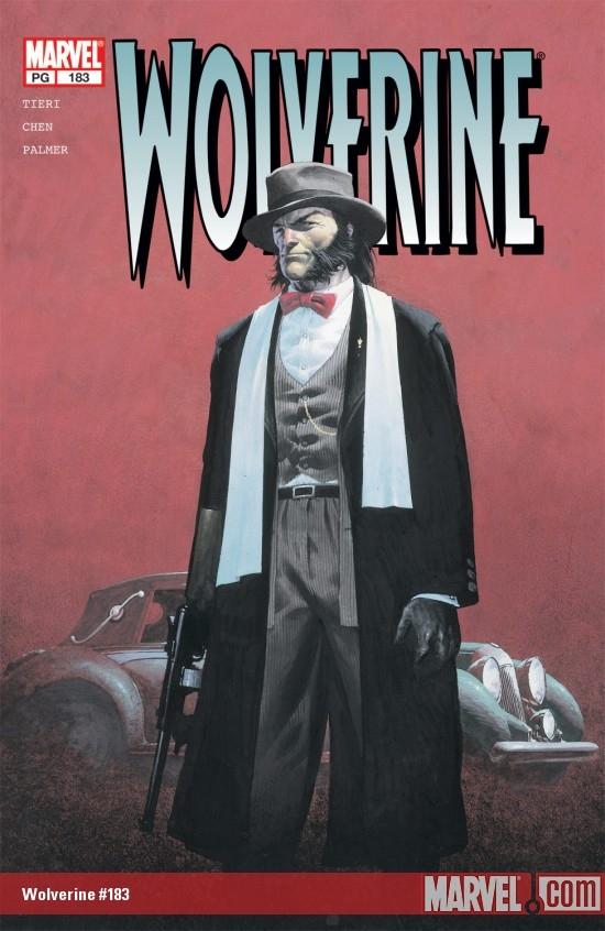 Wolverine (1988) #183