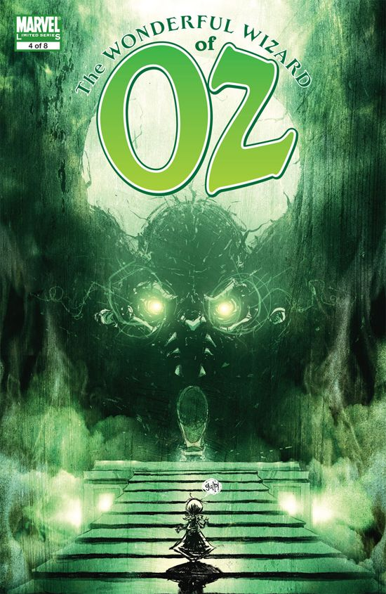 The Wonderful Wizard of Oz (2008) #4