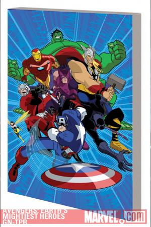 AVENGERS: EARTH'S MIGHTIEST HEROES GN-TPB (Trade Paperback)