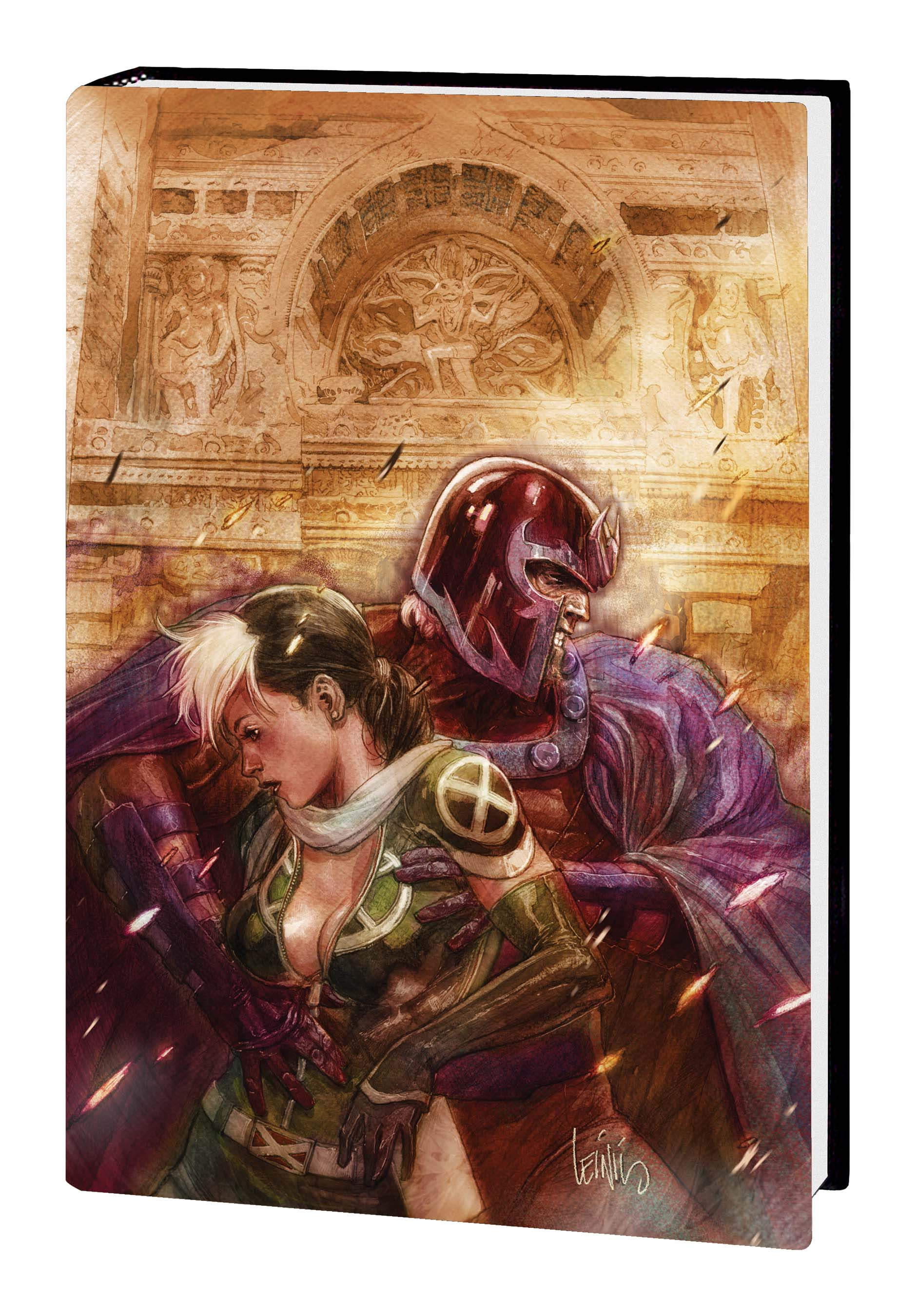 X-Men Legacy: Collision Premiere HC (Hardcover)