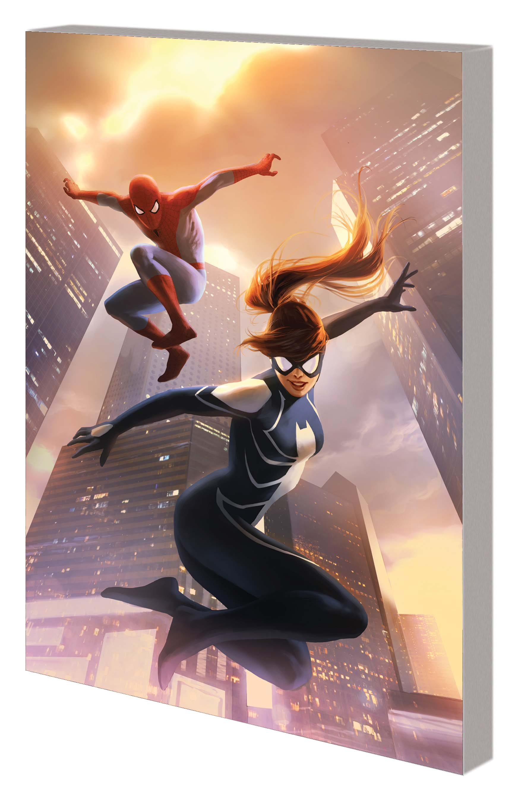 SPIDER-GIRL: FAMILY VALUES TPB  (Trade Paperback)