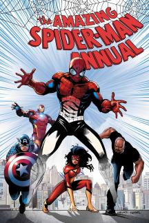 Amazing Spider-Man Annual (2011) #1
