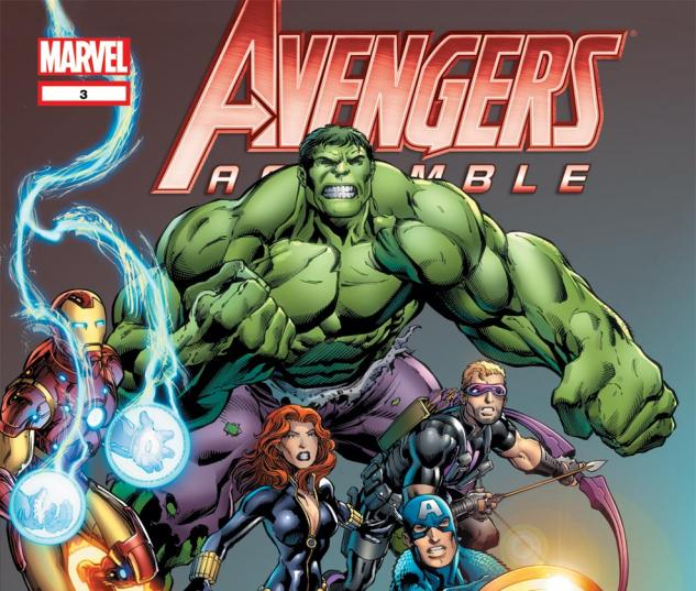 Avengers Assemble (2011) #3