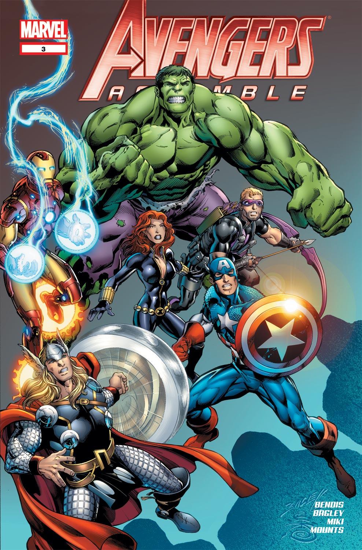 Avengers Assemble (2012) #3