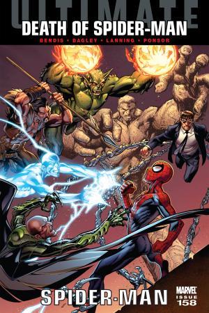 Ultimate Comics Spider-Man #158