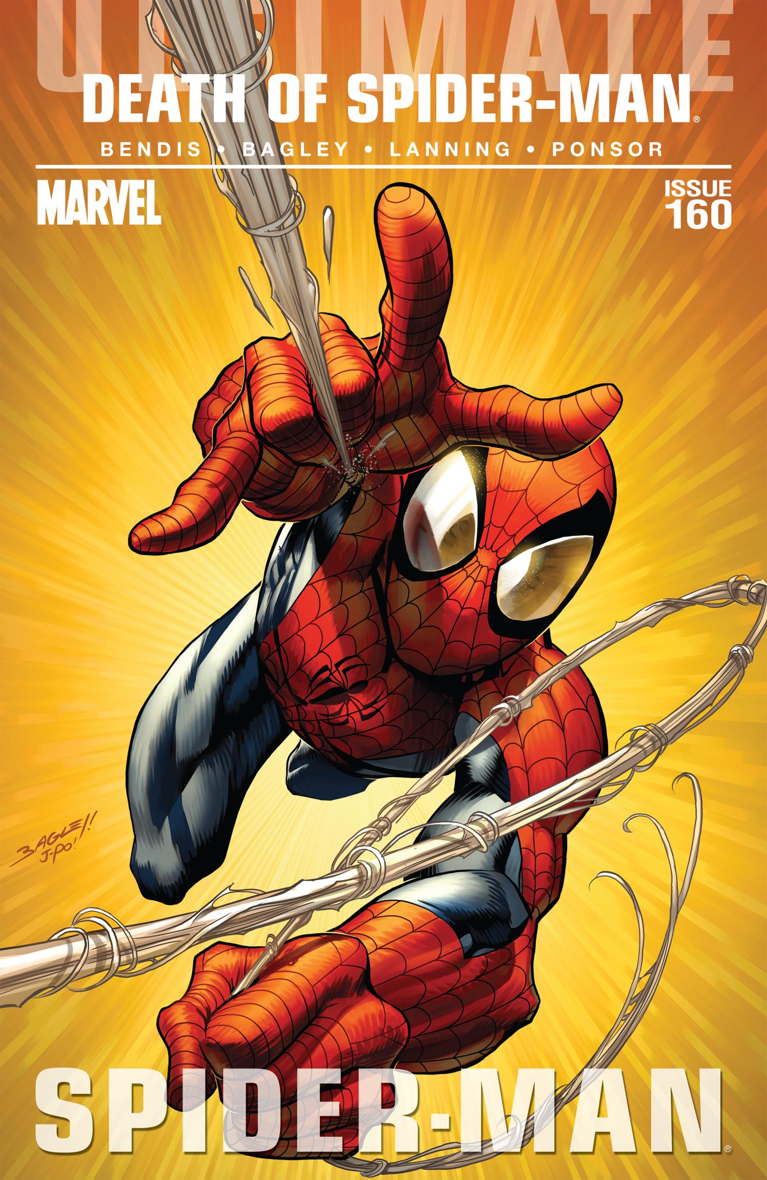 Ultimate Comics Spider-Man (2009) #160