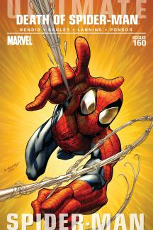 Ultimate Comics Spider-Man (2009) #160