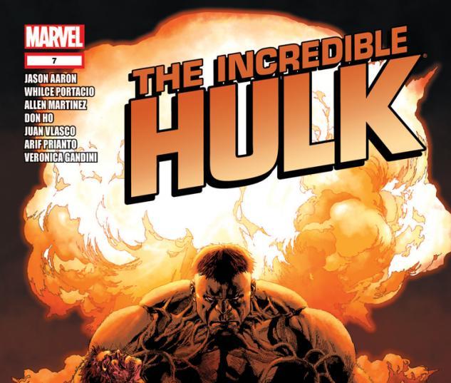 Incredible Hulk (2011) #7