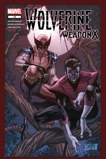 Wolverine Weapon X #16