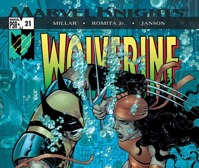 Wolverine (2003) #21