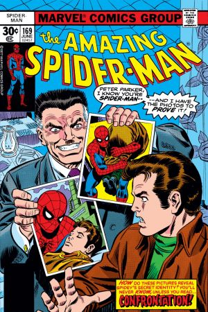 The Amazing Spider-Man (1963) #169