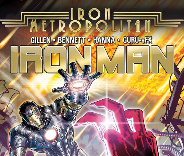 IRON MAN 21 (WITH DIGITAL CODE)
