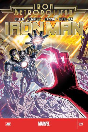 Iron Man (2012) #21
