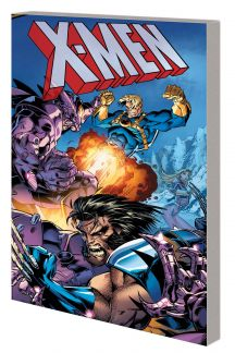 X-Men: The Road to Onslaught Vol. 2 (Trade Paperback)
