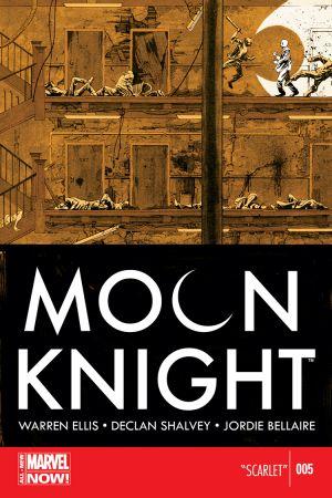 Moon Knight (2014) #5