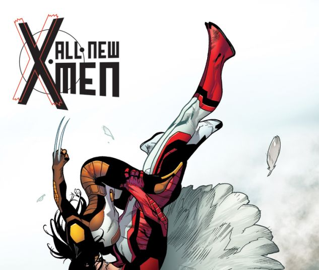 ALL-NEW X-MEN 30 (ANMN, WITH DIGITAL CODE)