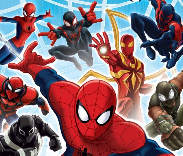 MARVEL UNIVERSE ULTIMATE SPIDER-MAN: WEB WARRIORS 1