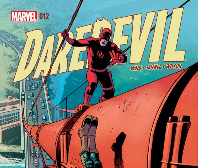 DAREDEVIL 12 (WITH DIGITAL CODE)