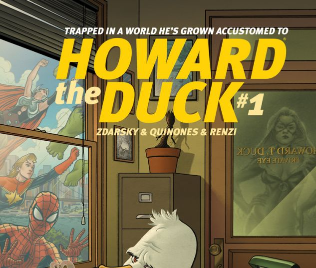 HOWARD THE DUCK 1 (WITH DIGITAL CODE)