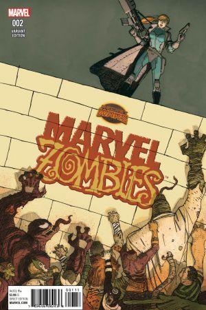 Marvel Zombies (2015) #2 (Walta Variant)
