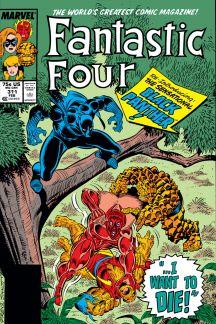 Fantastic Four (1961) #311