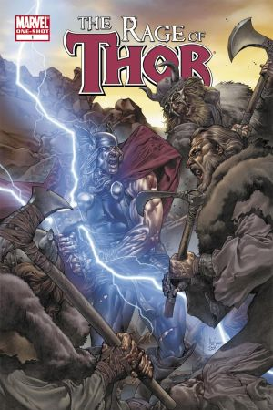 Thor: The Rage of Thor #1