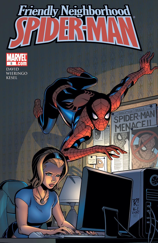 Friendly Neighborhood Spider-Man (2005) #5