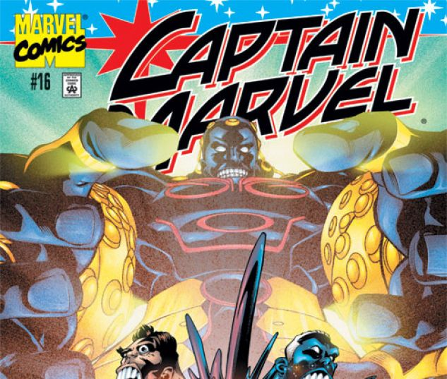 Captain Marvel (2000) #16