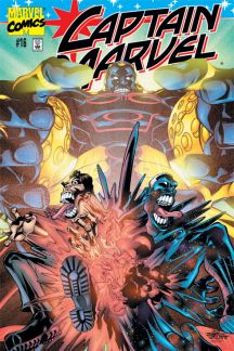 Captain Marvel (2000) #16