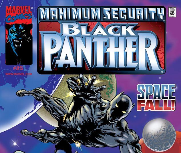 Black Panther (1998) #25
