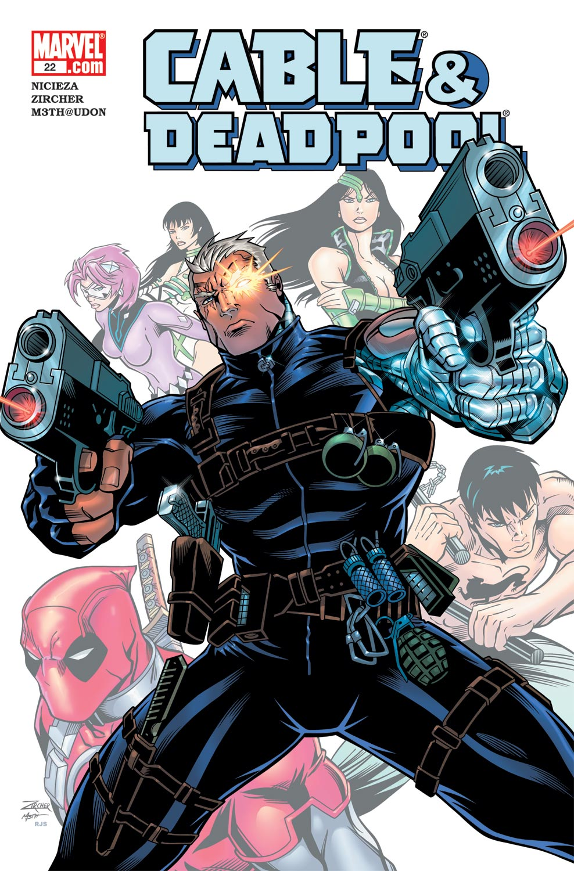 Cable & Deadpool (2004) #22