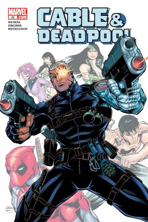 Cable & Deadpool #22