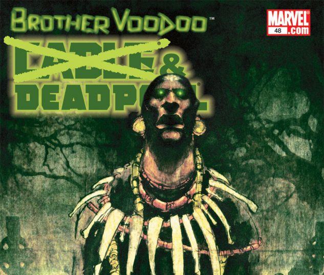 Cable & Deadpool (2004) #48