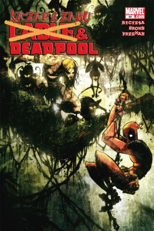 Cable & Deadpool (2004) #49
