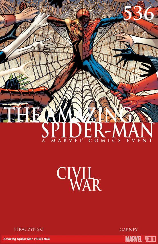 Amazing Spider-Man (1999) #536
