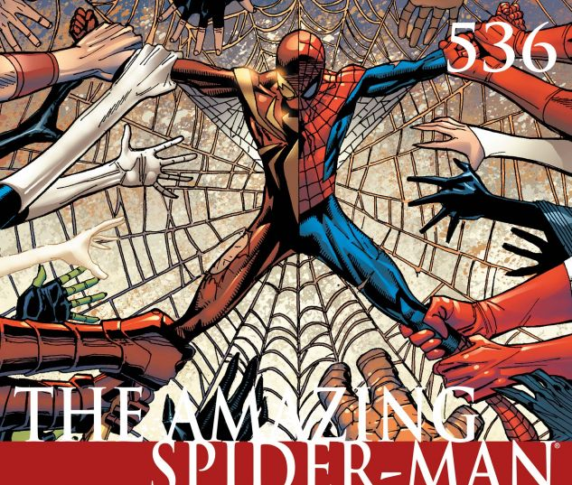 AMAZING SPIDER-MAN (1999) #536 Cover