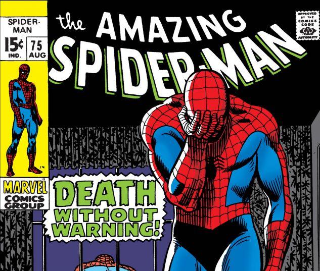 Amazing Spider-Man (1963) #75