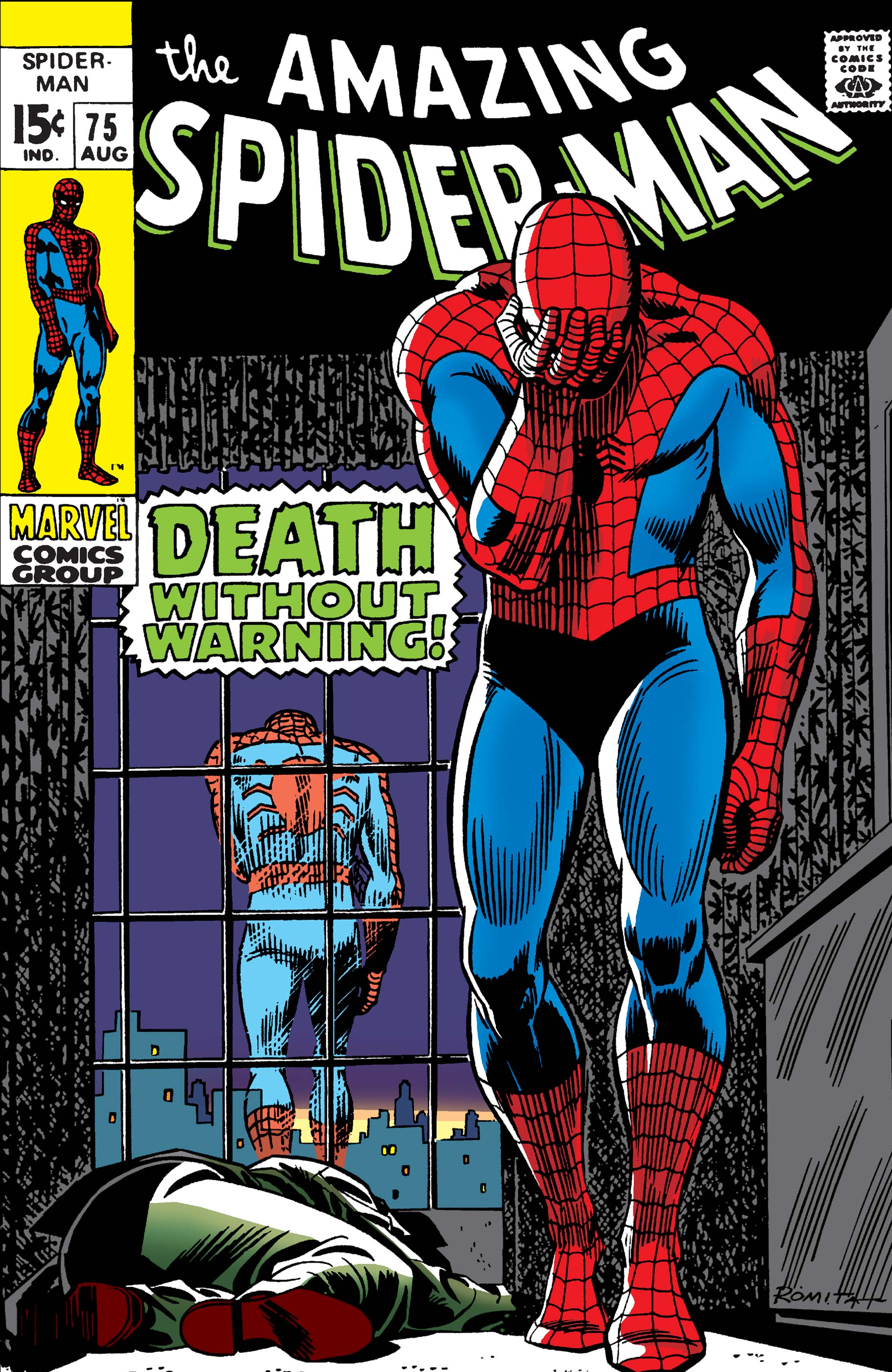 The Amazing Spider-Man (1963) #75