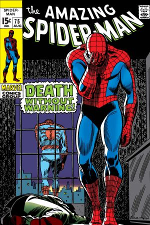 The Amazing Spider-Man #75