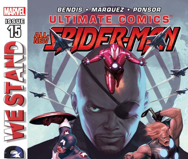 ULTIMATE COMICS SPIDER-MAN (2011) #15