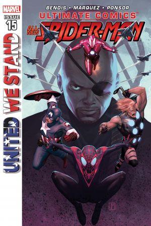 Ultimate Comics Spider-Man #15