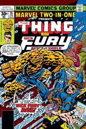 Marvel Two-in-One (1974) #26
