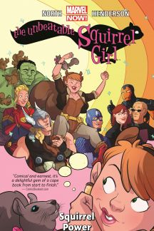 THE UNBEATABLE SQUIRREL GIRL VOL. 1: SQUIRREL POWER TPB (Trade Paperback)