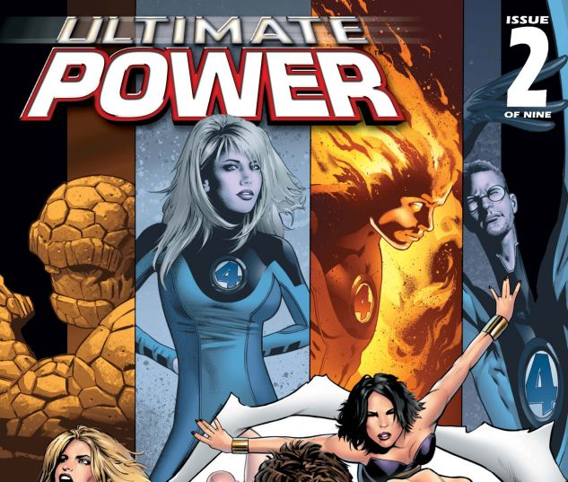 ULTIMATE POWER (2006) #2