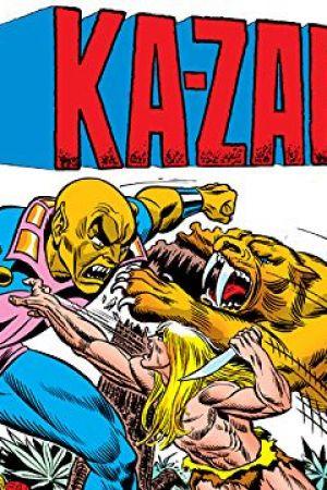 Ka-Zar (1974 - 1977)