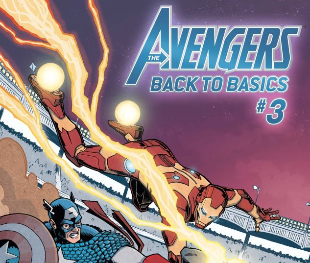 Avengers: Back to Basics CMX Digital Comic (2018) #3