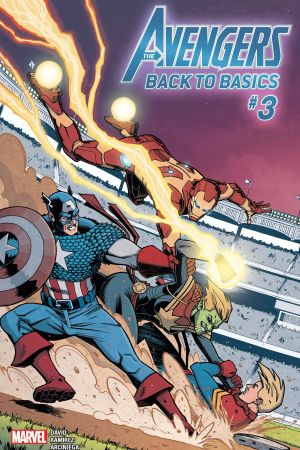 Avengers: Back to Basics (2018) #3