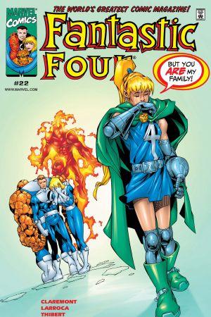 Fantastic Four (1998) #22