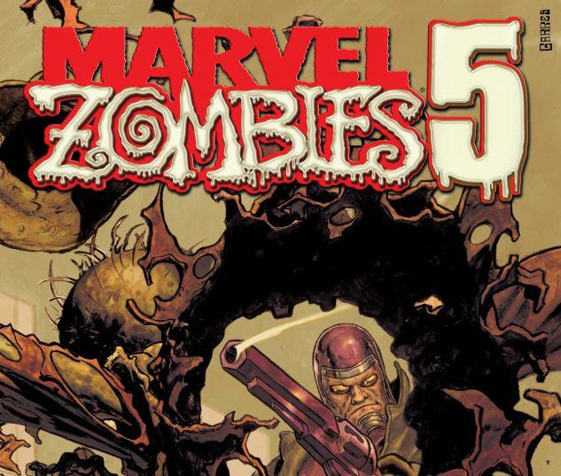 Marvel Zombies 5 (2010) #1