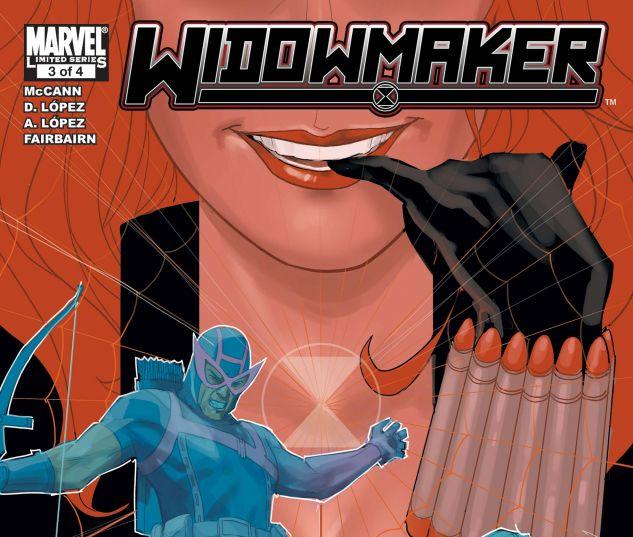 WIDOW MAKER (2010) #3